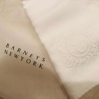 バーニーズニューヨーク(BARNEYS NEW YORK)の《最終お値下げ》BARNEYS NEWYORK ハンカチ(ハンカチ)