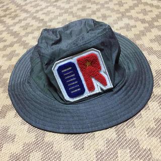 カシラ(CA4LA)のオーバーライド 帽子 未使用(ハット)