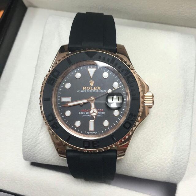 ROLEX - 美品 ロレックス 腕時計 機械自動巻き 防水 未使用の通販 by タカキ's shop|ロレックスならラクマ