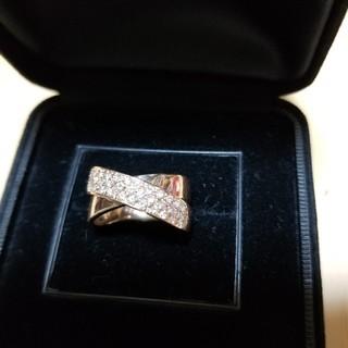 18金  ピンクゴールド指輪(リング(指輪))
