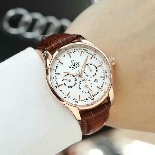 OMEGA - 時計 自動巻き 高品質 OMEGAの通販 by えせな's shop|オメガならラクマ