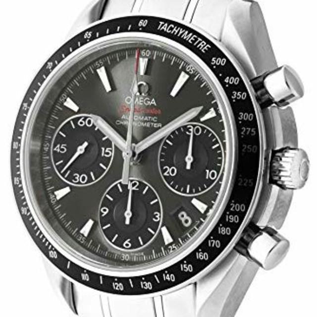 スーパー コピー ウブロ 時計 2ch | OMEGA - [オメガ]OMEGA 腕時計 スピードマスター グレー文字盤の通販 by えせな's shop|オメガならラクマ