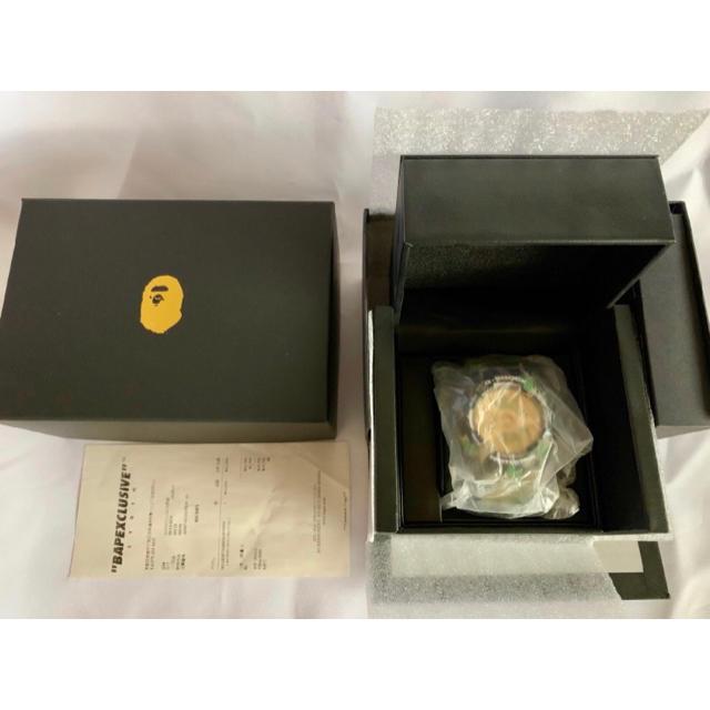 ロレックス最高級品 - A BATHING APE - bape casio ga-110の通販 by fishinhere's shop|アベイシングエイプならラクマ