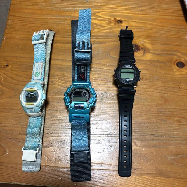 スーパーコピー 腕時計 口コミ / G-SHOCK - CASIO G-SHOCK まとめて3本ジャンク品の通販 by ヒロトウサン's shop|ジーショックならラクマ