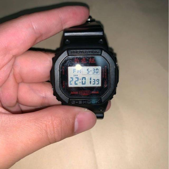 スーパー コピー ブライトリング 時計 値段 - G-SHOCK - CASIO G-SHOCK DW-5600VT  新選組 限定生産 25周年記念の通販 by rxxx|ジーショックならラクマ