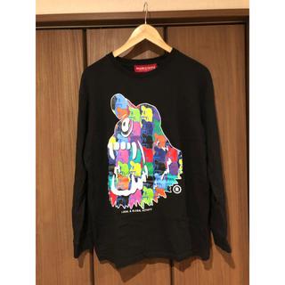 ローリングクレイドル(ROLLING CRADLE)のロリクレ×しまむら 限定Tシャツ(Tシャツ/カットソー(七分/長袖))