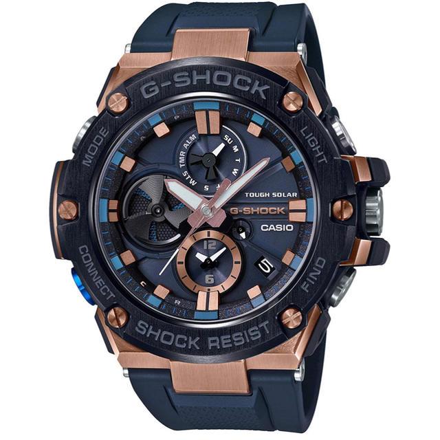 スーパーコピー ブランド 時計 コピー | G-SHOCK - G-SHOCK GST-B100G-2AJFの通販 by B.B's shop|ジーショックならラクマ