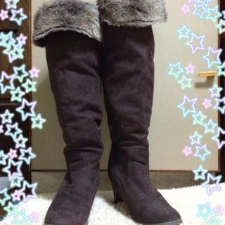ニーハイブーツ☆(ブーツ)