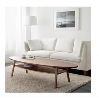 イケア(IKEA)のIKEA サーフボードテーブル(コーヒーテーブル/サイドテーブル)