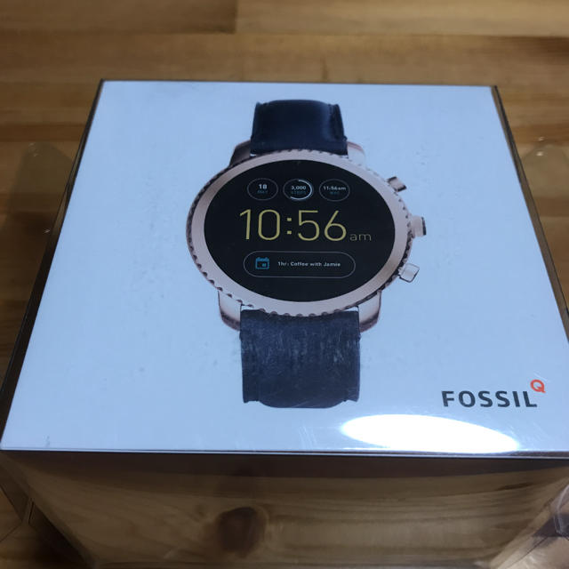 ガガミラノ偽物 時計 通販安全 、 FOSSIL - fossil 新品未開封 フォッシル スマートウォッチ   FTW4002の通販 by マイメロ's shop|フォッシルならラクマ
