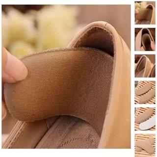 ★セール★靴擦れ防止パット かかとパット ベージュ(ハイヒール/パンプス)