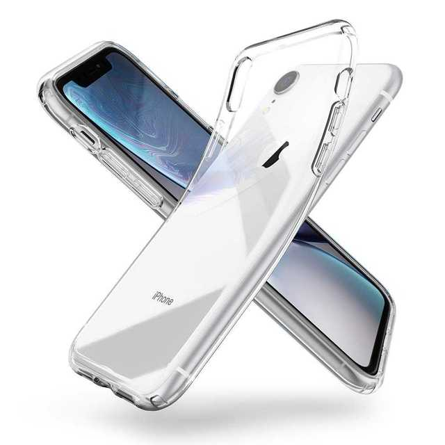 【Spigen】 スマホケース iPhone XR ケースの通販 by リラックス用品'ショップ|ラクマ