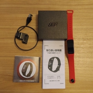 スマートブレスレット(血圧心拍測定ブレスレット) L8STAR-1(腕時計(デジタル))