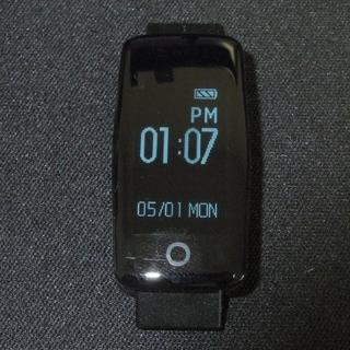 スマートブレスレット(防水活動量計ブレスレット) Noblesh(腕時計(デジタル))