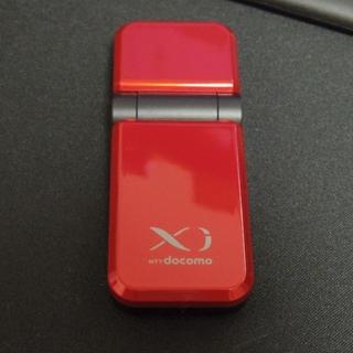 エヌティティドコモ(NTTdocomo)のNTTドコモ Xi対応データ通信アダプタ L-02C(レッド)(PC周辺機器)
