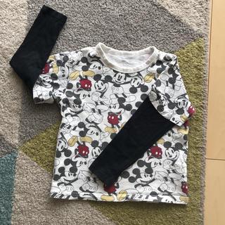 ベルメゾン(ベルメゾン)のベルメゾン ♡ミッキーロンT120(Tシャツ/カットソー)