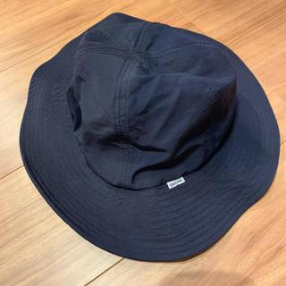 オーシバル(ORCIVAL)のオーシバル 帽子 ネイビー(ハット)