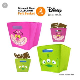 ディズニー(Disney)のDisney チェシャ猫フェルトバスケット(バスケット/かご)