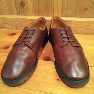 ドクターマーチン(Dr.Martens)のヴィンテージドクターマーチン 4ホールシューズ イングランド製(ローファー/革靴)