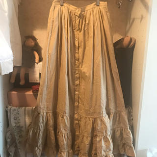 ラルフローレン(Ralph Lauren)のRalph Lauren skirt.(ひざ丈スカート)