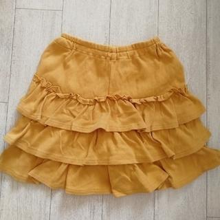 ベルメゾン(ベルメゾン)の女の子キュロットスカート130(パンツ/スパッツ)
