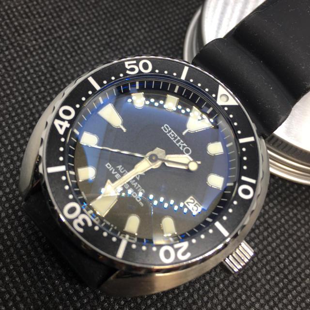 時計 最高級 / SEIKO - SEIKO SRPC37K1 PROSPEX ミニ タートル カスタム MODの通販 by syachi44's shop|セイコーならラクマ