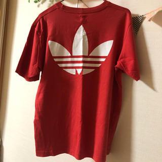 アディダス(adidas)のアディダス ティーシャツ(Tシャツ/カットソー(七分/長袖))