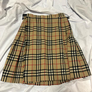 バーバリー(BURBERRY)のBurberry スカート(ミニスカート)