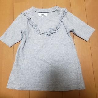 マーキーズ(MARKEY'S)のマーキーズ ロングTシャツ ワンピース チュニック 80(Tシャツ)