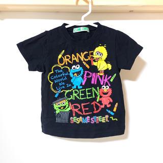 セサミストリート(SESAME STREET)のセサミストリート Tシャツ 半袖 90㎝(Tシャツ/カットソー)