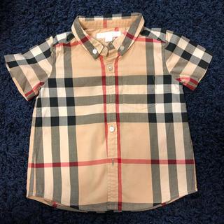 バーバリー(BURBERRY)のBURBERRY Chilledrenシャツ(シャツ/カットソー)