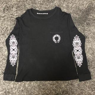 クロムハーツ(Chrome Hearts)のクロムハーツ THERMAL T-SHIRT FLORAL CROSS(Tシャツ/カットソー(七分/長袖))