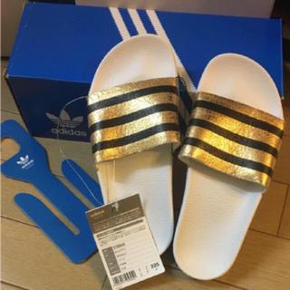 アディダス(adidas)の新品 adidas サンダル(サンダル)