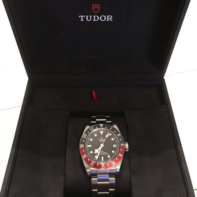ウブロ腕 時計 さんま | Tudor - チューダー ロレックス   GMT ペプシ デイトナ TUDORの通販 by fmnk|チュードルならラクマ