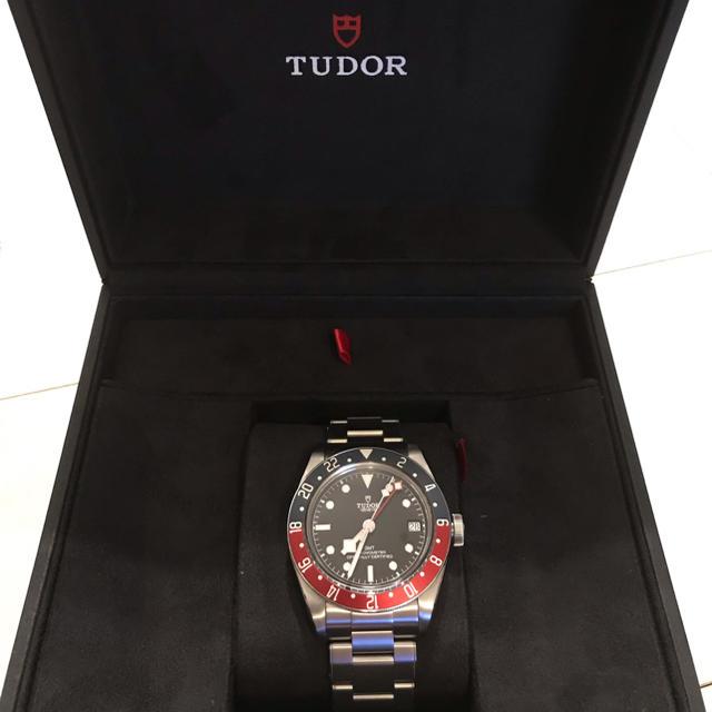 vennette 時計 偽物ヴィヴィアン 、 Tudor - チューダー ロレックス   GMT ペプシ デイトナ TUDORの通販 by fmnk|チュードルならラクマ