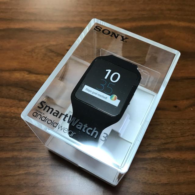ブランド 時計 偽物60万 / SONY - 【新品】ソニー スマートウォッチ3 SWR50 B ブラックの通販 by A's shop|ソニーならラクマ