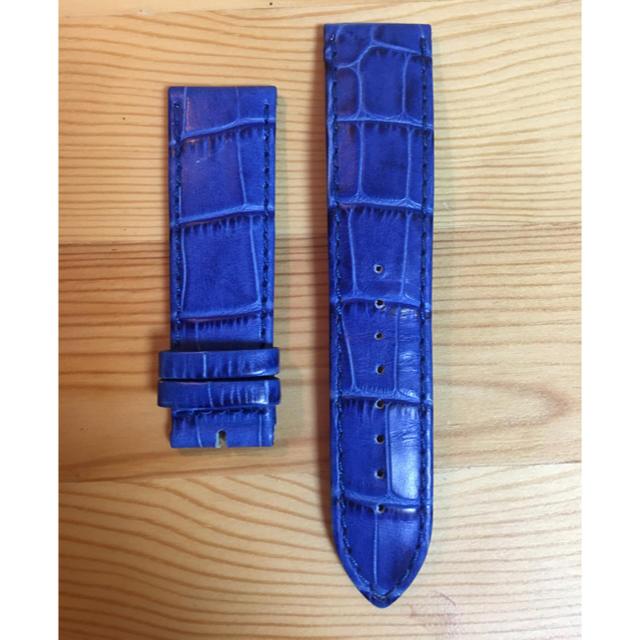 MORELLATO - MORELLATO 22mm 革ベルト ブルーの通販 by B's shop|モレラートならラクマ