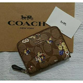 61bd95ce5bcf コーチ(COACH) フローラル 財布(レディース)(マルチカラー)の通販 100 ...