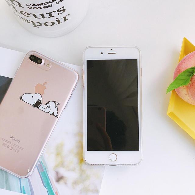 スヌーピー iPhone XRケース アップルの通販 by 購入前にコメント在庫確認|ラクマ