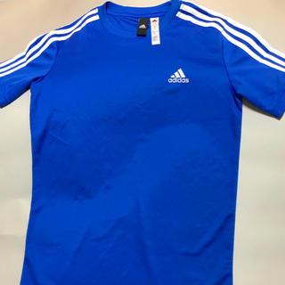 アディダス(adidas)のアディダス ジュニア 3ストライプス Tシャツ(ウェア)