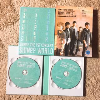 シャイニー(SHINee)のSHINee THE FIRST CONCERT SHINee  WORLD (K-POP/アジア)