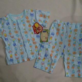 アンパンマン(アンパンマン)の新品 タグ付き アンパンマン 半袖 パジャマ(パジャマ)