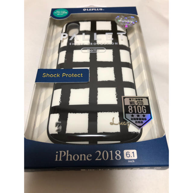アイフォーン8 ケース coach / iPhone - 新品 iPhone XR ケース 落下 耐衝撃 米軍軍事規格合格品 デザインの通販 by ちゃん2nd's shop|アイフォーンならラクマ