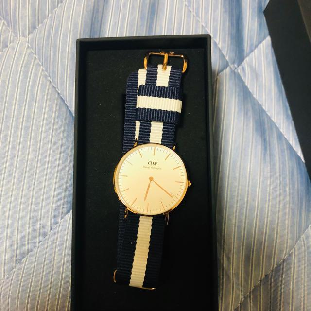 オメガ 時計 レプリカ見分け方 | Daniel Wellington - Daniel Wellington 時計の通販 by たくやん's shop|ダニエルウェリントンならラクマ
