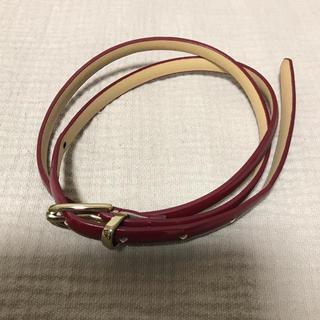ロペピクニック(Rope' Picnic)のロペピクニック★細ベルト③(ベルト)