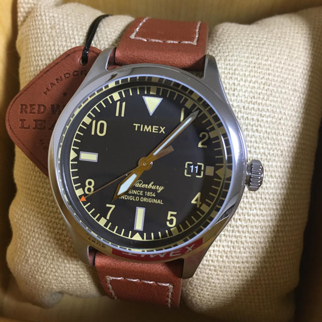 時計 ブランド 時計 | TIMEX - タイメックス ウォーターベリー 38の通販 by miffy's shop|タイメックスならラクマ