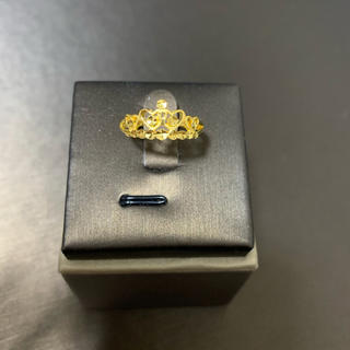 24k プラチナ 指輪 リング K24 イエローゴールド 24金 足金 (リング(指輪))