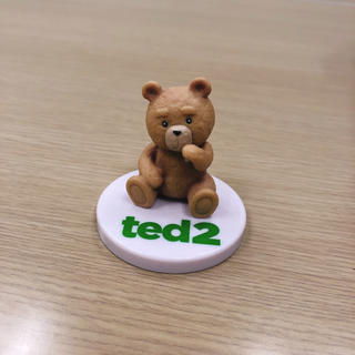 ted テッド 置物(キャラクターグッズ)