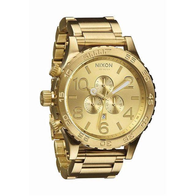 ジン偽物通販 - NIXON - ニクソン NIXON 51-30 クロノグラフ 腕時計 A083-502の通販 by NEPISU's shop|ニクソンならラクマ