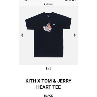 シュプリーム(Supreme)のkithトムとジェリー(Tシャツ/カットソー(半袖/袖なし))